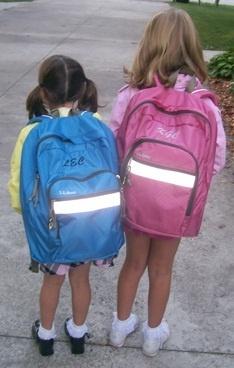 Kids' Backpacks Cause Serious Injuries